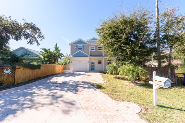 3971 Myrtle St, St Augustine, FL 32084 (MLS #1028033) :: The Hanley Home Team