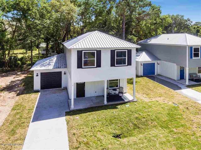 7 Poinciana Cove Rd, St Augustine, FL 32084 (MLS #1028096) :: The Hanley Home Team