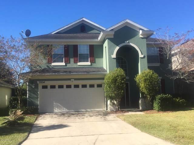 3354 Turkey Creek Dr, GREEN COVE SPRINGS, FL 32043 (MLS #1028136) :: Berkshire Hathaway HomeServices Chaplin Williams Realty
