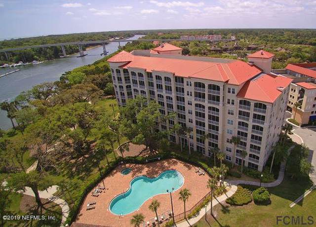 146 Palm Coast Resort Blvd #501, Palm Coast, FL 32137 (MLS #1028298) :: The Hanley Home Team