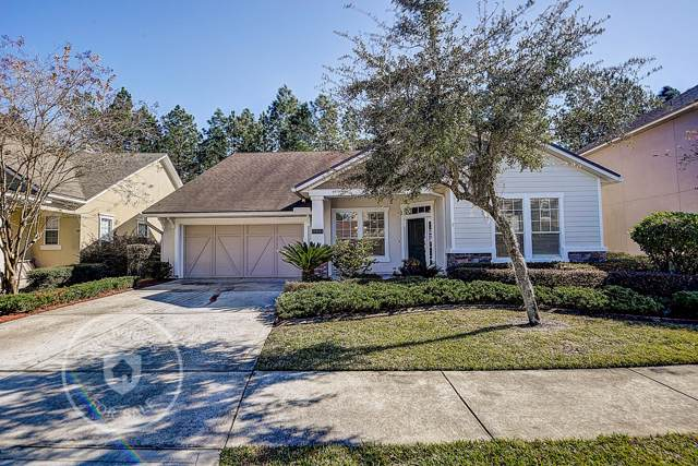 1457 Shadow Creek Dr, Orange Park, FL 32065 (MLS #1028300) :: Sieva Realty