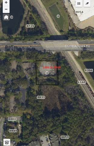 0 Old Kings Rd S, Jacksonville, FL 32257 (MLS #1028319) :: Bridge City Real Estate Co.