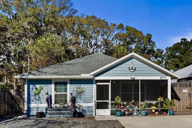 528 Woodlawn Rd, St Augustine, FL 32084 (MLS #1028511) :: EXIT Real Estate Gallery