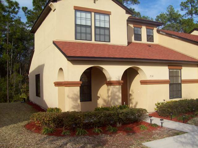 714 Ginger Mill Dr, Jacksonville, FL 32259 (MLS #1028583) :: Menton & Ballou Group Engel & Völkers