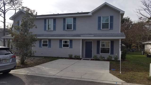 1822 Taylor Way 2B, Atlantic Beach, FL 32233 (MLS #1028597) :: Memory Hopkins Real Estate