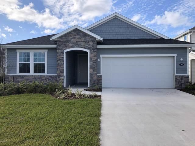 161 Bluejack Ln, St Augustine, FL 32095 (MLS #1028609) :: The Volen Group | Keller Williams Realty, Atlantic Partners