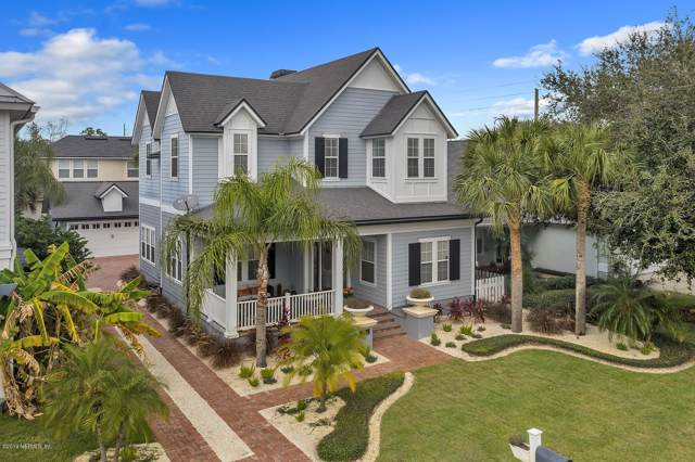 955 Theodore Ave, Jacksonville Beach, FL 32250 (MLS #1028628) :: The Hanley Home Team