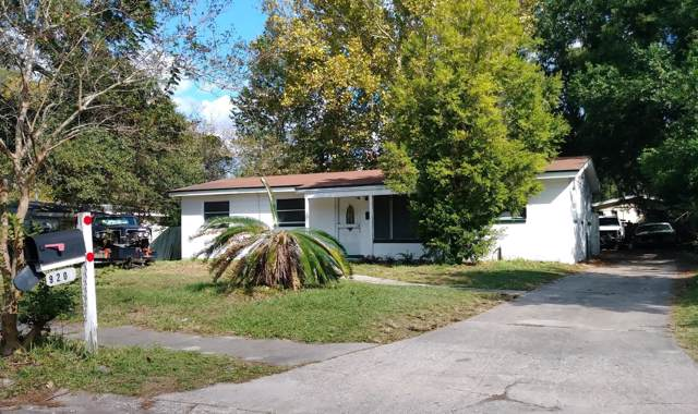 9205 Sibbald Rd, Jacksonville, FL 32208 (MLS #1028707) :: Memory Hopkins Real Estate