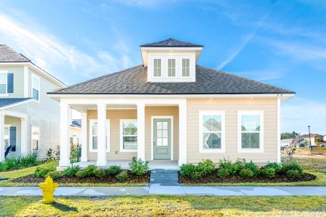 193 Clarys Run, St Augustine, FL 32092 (MLS #1028804) :: EXIT Real Estate Gallery