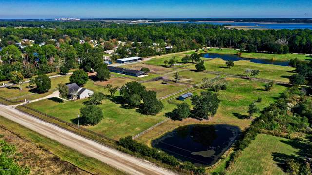 95540 Clements Rd, Fernandina Beach, FL 32034 (MLS #1028816) :: The Hanley Home Team