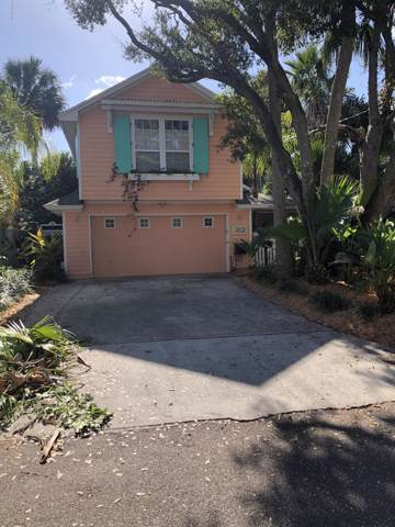 312 9TH St, Atlantic Beach, FL 32233 (MLS #1028915) :: Oceanic Properties