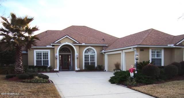 575 Oakmont Dr, Orange Park, FL 32073 (MLS #1029060) :: Military Realty