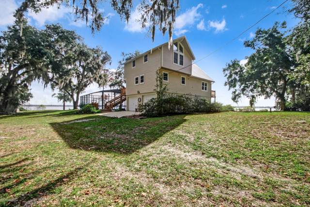 539 W River Rd, Palatka, FL 32177 (MLS #1029162) :: Memory Hopkins Real Estate