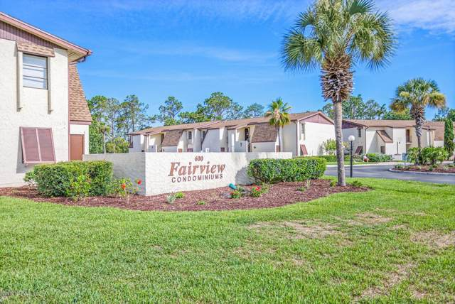 600 Domenico Cir E1, St Augustine, FL 32086 (MLS #1029190) :: Sieva Realty
