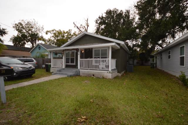 34 Smith St, St Augustine, FL 32084 (MLS #1029239) :: CrossView Realty