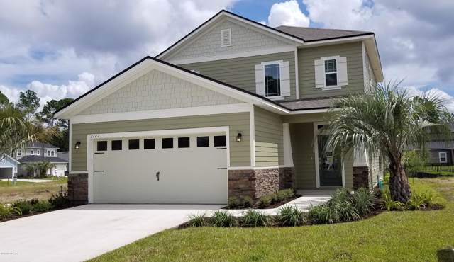 215 Holly Forest Dr, St Augustine, FL 32092 (MLS #1029247) :: Ancient City Real Estate