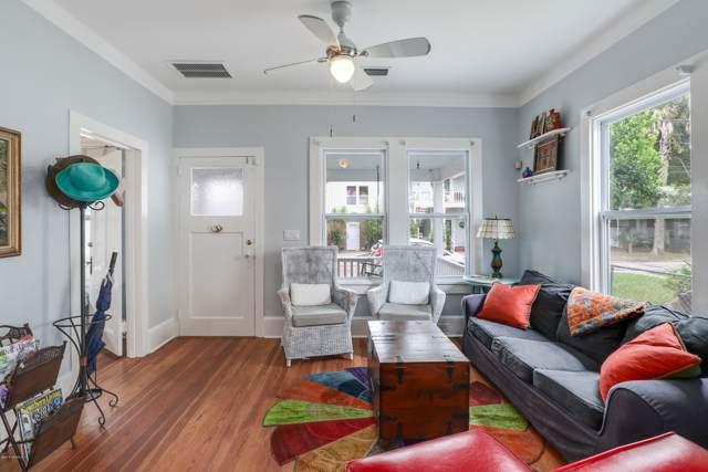 56 Abbott St, St Augustine, FL 32084 (MLS #1029320) :: Ancient City Real Estate