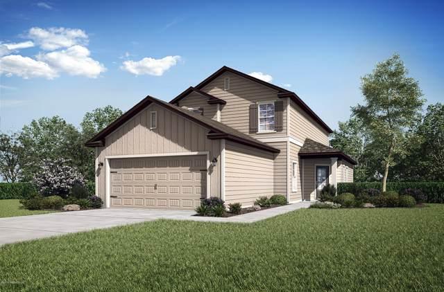 109 Deer Trail, St Augustine, FL 32095 (MLS #1029358) :: Oceanic Properties