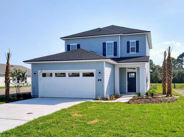 2156 Eagle Talon Cir, Fleming Island, FL 32003 (MLS #1029360) :: Noah Bailey Group