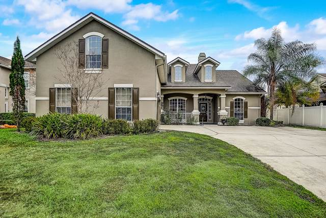 703 Chestwood Chase Dr, Orange Park, FL 32065 (MLS #1029369) :: Noah Bailey Group