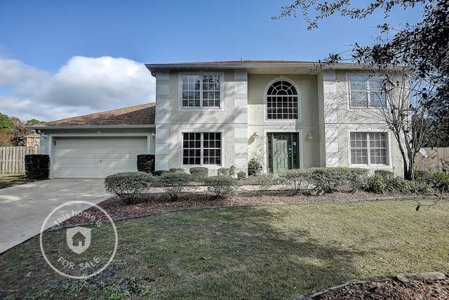 12347 Hickory Tree Ct, Jacksonville, FL 32226 (MLS #1029457) :: The Volen Group | Keller Williams Realty, Atlantic Partners