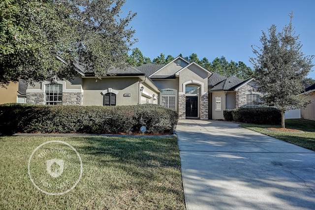 845 Songbird Dr, Orange Park, FL 32065 (MLS #1029460) :: The Volen Group | Keller Williams Realty, Atlantic Partners