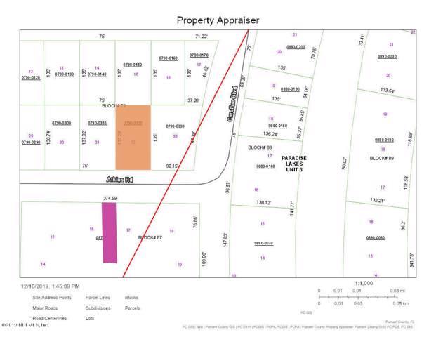 228 Atkins Rd, Georgetown, FL 32139 (MLS #1029530) :: Berkshire Hathaway HomeServices Chaplin Williams Realty