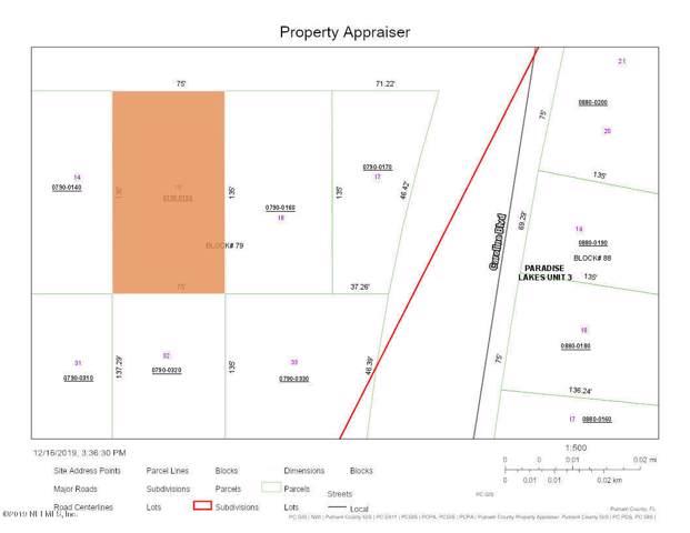 229 Jo Ann Rd, Georgetown, FL 32139 (MLS #1029560) :: Berkshire Hathaway HomeServices Chaplin Williams Realty