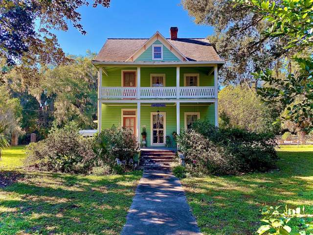 5710 Trout St, Melrose, FL 32666 (MLS #1029656) :: EXIT Real Estate Gallery