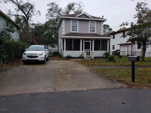 3810 N Lee St, Jacksonville, FL 32209 (MLS #1029757) :: Bridge City Real Estate Co.