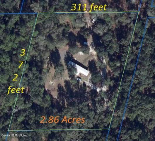 13376 E County Road 1474, Gainesville, FL 32641 (MLS #1029972) :: EXIT Real Estate Gallery