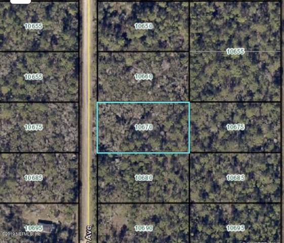 10670 Gregory Ave, Hastings, FL 32145 (MLS #1030046) :: Berkshire Hathaway HomeServices Chaplin Williams Realty