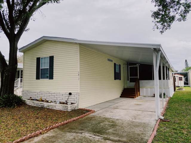 8817 Wellington Dr, Tampa, FL 33635 (MLS #1030348) :: The Hanley Home Team