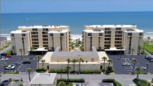 2200 Ocean Dr S 2A, Jacksonville Beach, FL 32250 (MLS #1030404) :: CrossView Realty