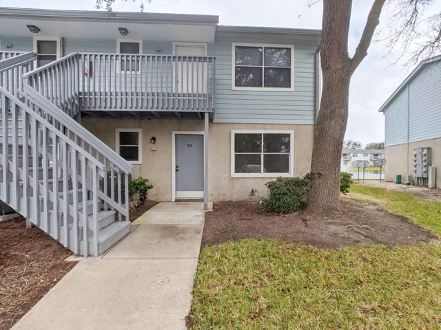 700 Pope Rd E39, St Augustine, FL 32080 (MLS #1030603) :: Summit Realty Partners, LLC