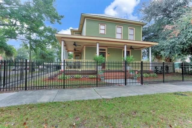 52 E 9TH St, Jacksonville, FL 32206 (MLS #1030667) :: The Hanley Home Team