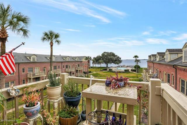 1512 Palm Ave #1512, Jacksonville, FL 32207 (MLS #1030721) :: The DJ & Lindsey Team