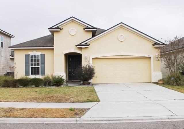 234 Gilmore Ln, Orange Park, FL 32065 (MLS #1030831) :: Berkshire Hathaway HomeServices Chaplin Williams Realty