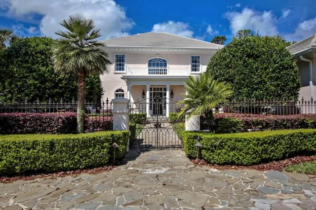 205 Settlers Row N, Ponte Vedra Beach, FL 32082 (MLS #1030947) :: The Hanley Home Team