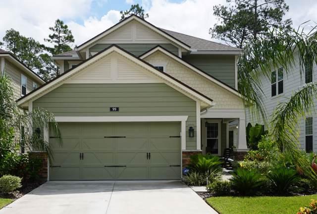 99 Bison Trl, Ponte Vedra, FL 32081 (MLS #1031185) :: Noah Bailey Group