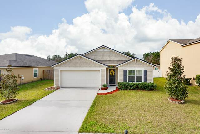 3854 Falcon Crest Dr, GREEN COVE SPRINGS, FL 32043 (MLS #1031219) :: EXIT Real Estate Gallery