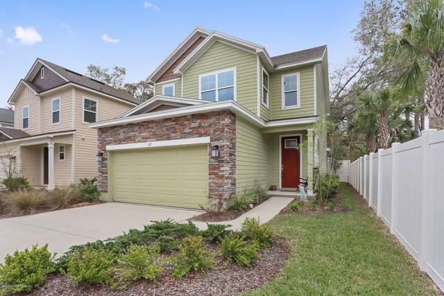 27 Moultrie Creek Cir, St Augustine, FL 32086 (MLS #1031225) :: Sieva Realty