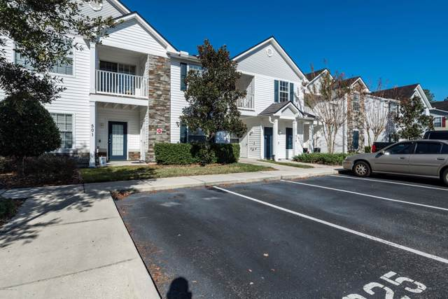 2200 Marsh Hawk Ln #502, Fleming Island, FL 32003 (MLS #1031236) :: EXIT Real Estate Gallery
