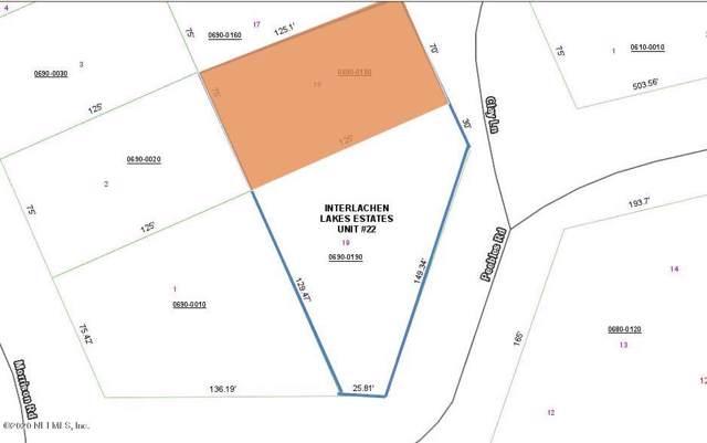 0180 Peebles Rd, Interlachen, FL 32148 (MLS #1031302) :: The Hanley Home Team