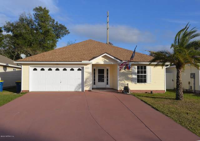 1075 Jones Creek Dr, Jacksonville, FL 32225 (MLS #1031391) :: Memory Hopkins Real Estate