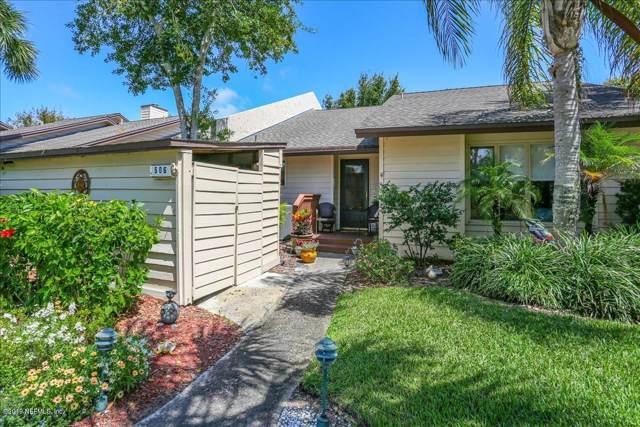 506 Quail Pointe Ln #506, Ponte Vedra Beach, FL 32082 (MLS #1031677) :: Ponte Vedra Club Realty