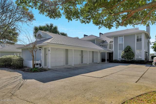 91 San Juan Dr D4, Ponte Vedra Beach, FL 32082 (MLS #1031693) :: The Volen Group | Keller Williams Realty, Atlantic Partners