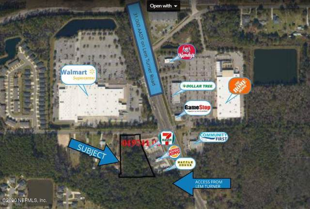 0 Lem Turner Rd, Jacksonville, FL 32218 (MLS #1031777) :: Memory Hopkins Real Estate