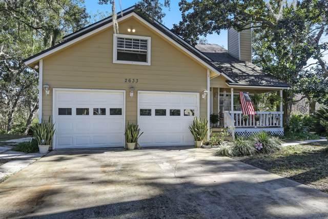 2633 Pirates Bay Dr, Fernandina Beach, FL 32034 (MLS #1031945) :: The Hanley Home Team