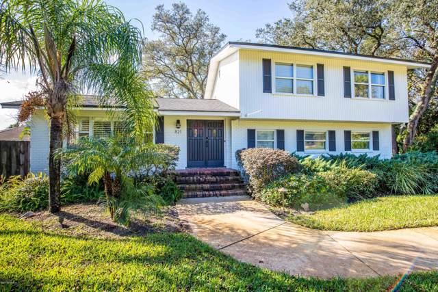 821 Forest Cir, Neptune Beach, FL 32266 (MLS #1031965) :: Bridge City Real Estate Co.